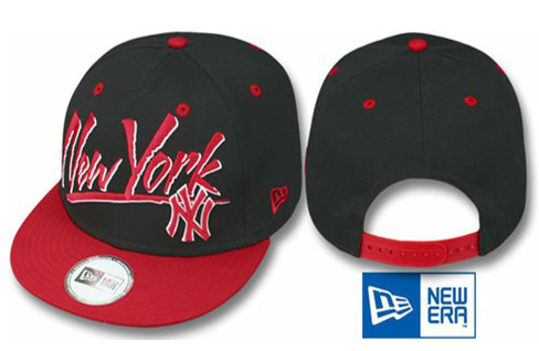 New York Yankees MLB Snapback Hat Sf01